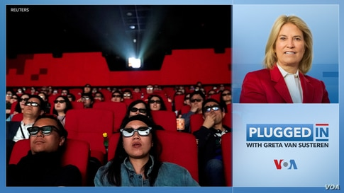 Plugged In with Greta Van Susteren-China vs. Hollywood