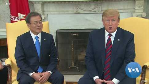 Concern in South Korea Over Trump Cost-Sharing Demands