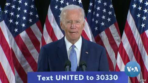 BLM Protests Increase Pressure on Biden to Pick African American VP