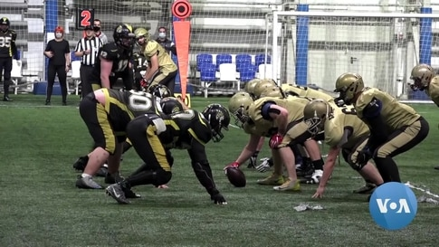 Russians Growing American-Style Football League