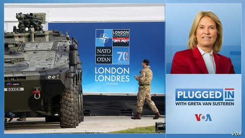 Plugged In with Greta Van Susteren - NATO at 70