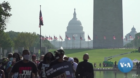 2020 March on Washington 'Commits' to Fighting Police Brutality