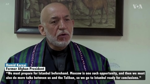 Afghan Government to Attend Moscow, Ankara Peace Conferences