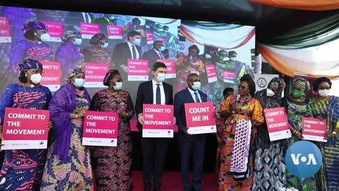 Nigerian Men's Involvement Key to Stopping Gender-Based-Violence