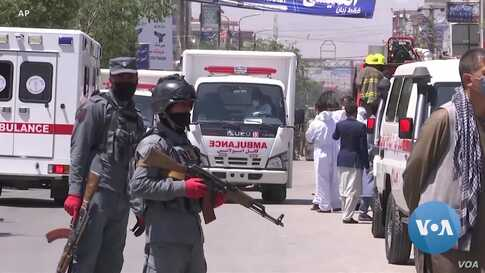 Deadly Attack on Afghan Mothers, Babies Threatens Peace Prospects
