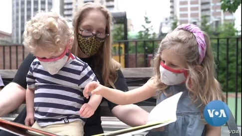 NYC Mom's Pandemic-Updated Kids Books Go Viral