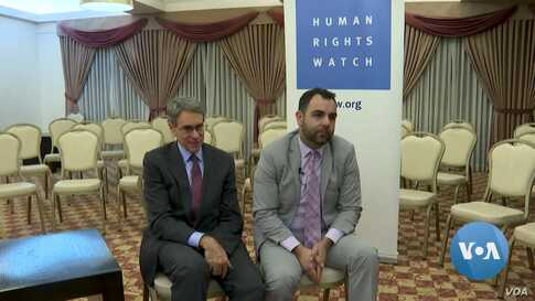Israel Set to Deport Human Rights Watch Researcher