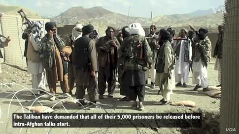 Afghan Government Ready for Direct Peace Talks with the Taliban
