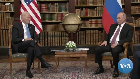 Biden and Putin Exchange Diplomatic Pleasantries, but Differences Remain