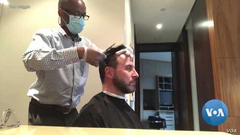 In COVID-19 Era, Some NYC Barbers, Salons Get Creative