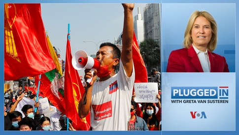 Plugged In with Greta Van Susteren-Myanmar-Democracy in Peril