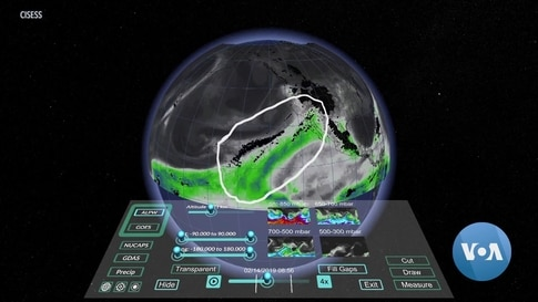 New 3-D Weather-Mapping Program Could Revolutionize Forecasting
