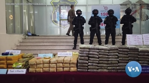 Drugs Continue to Flow in Southeast Asia, Despite Tse Chi Lop Arrest