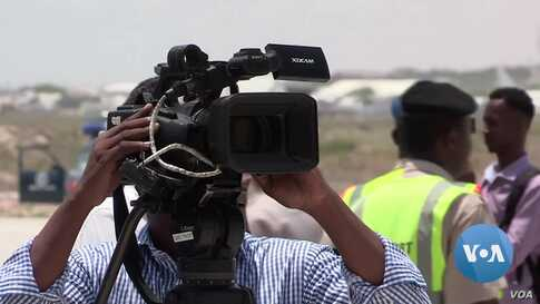 Somali Journalists Accuse Government of Cracking Down on Press Freedom