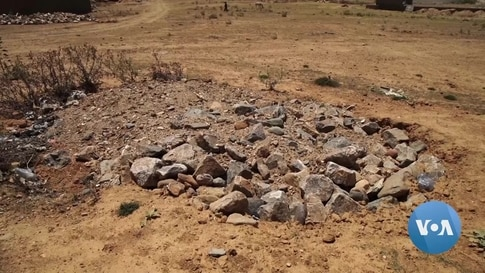 Tigray War Victims Buried in Mass Graves