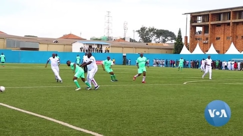 Army, Media Face Off on Soccer Field in Bid to Improve Relations