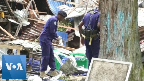 At Least Five Dead in Suicide Bombing at Mogadishu Restaurant