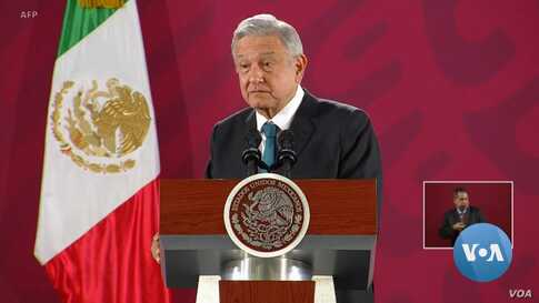 Mexico President Rejects Call to Wage War On Cartels