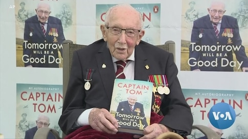 Britain's 'Captain Tom', Who Raised Millions For Charity, Dies Aged 100