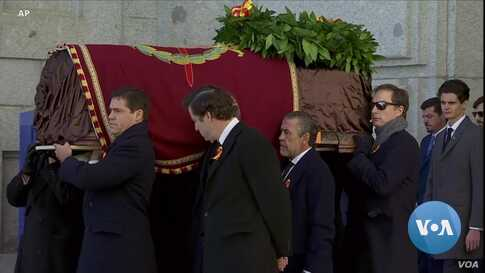 Franco Exhumation Inflames Spain's Political Tensions