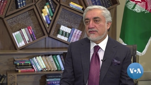 Abdullah Says Military Exit from Afghanistan Will Embolden Taliban