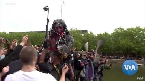 Slave Trade, Colonialism Fuel Race Protests in Europe