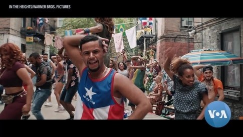 'In the Heights' Celebrates Diversity in America