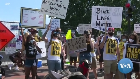 Anti-Racism Protests Prompt Some American Businesses to Rebrand