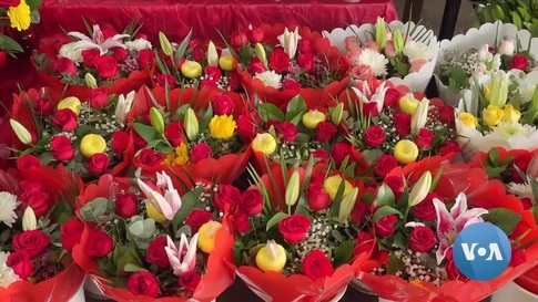 COVID-19 Causes Flower Shortage in LA Ahead of Valentine's Day