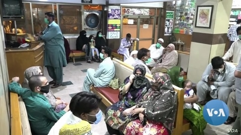 Pakistan Hospitals Tackle COVID-19 Misinformation Among Patients