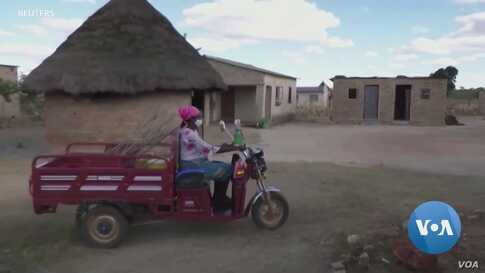 Electric Motorcycles Boost Revenue for Rural Zimbabwe Woman