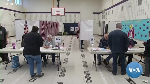COVID-19 Might Keep Elderly Poll Workers from Helping During US Elections