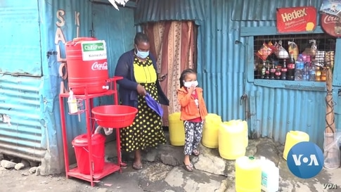 Kenyans Turn to Community Initiative Currency to Stay Afloat During COVID