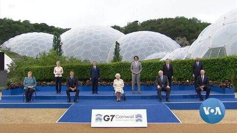 G-7 Summit Aims to Build Back Better, Greener