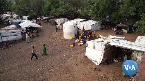 Tigray Families Displaced by War, Economic and Social Crises