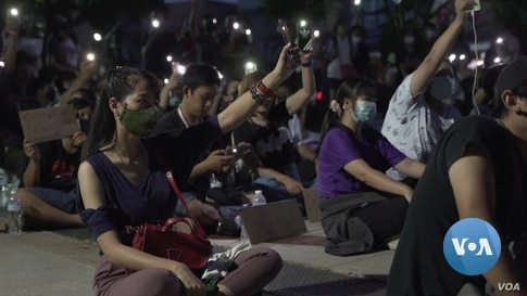 Anti-Government Protests Mount in Thailand as Young Thais Demand Change