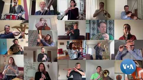 Musicians Online Share Joy One Note at a Time