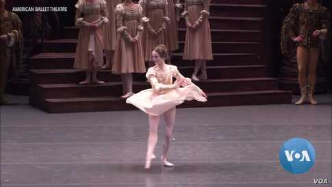 The Juliet of American Ballet Talks About the Profession