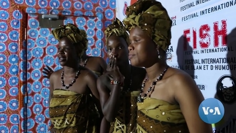 Slam Poets Convene in Mali for Festival