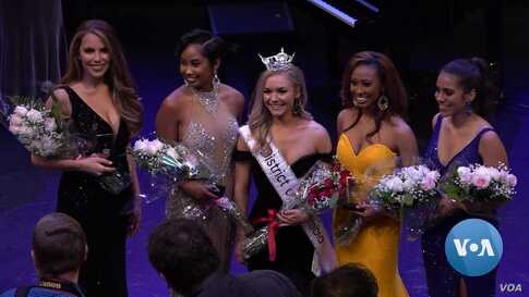 DC Beauty Queen Advocates for Sexual Violence Victims