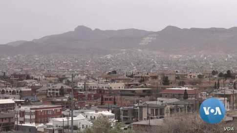 Coronavirus threatens both sides of the US Mexico border near El Paso