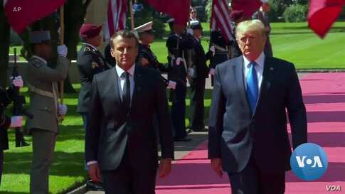 Trump and Macron Agree Russia Should Join G-8 in 2020  But Will It?