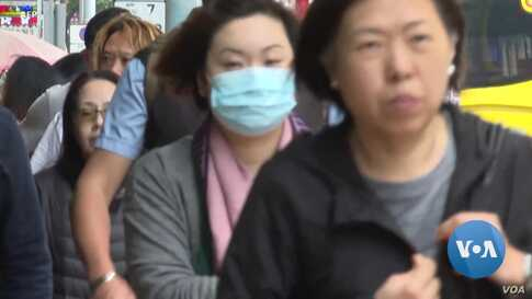 New Strain of SARS Blamed for Pneumonia Outbreak in China