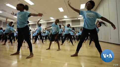 Changing Young Lives Through Dance Camp