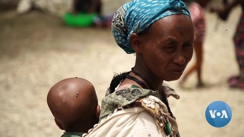 Displaced Families in Ethiopia's Tigray Region Going Hungry