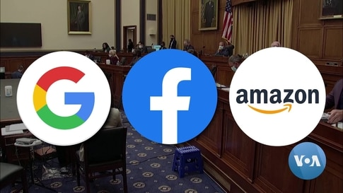 US Lawmakers Look to Address Technology Firms' Power