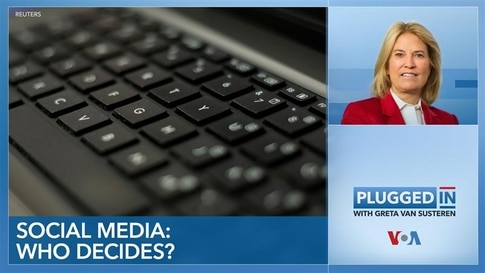 Plugged In with Greta Van Susteren-Social Media: Who Decides?