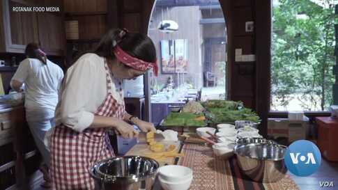 Saving Cambodian Cooking From Extinction