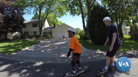 Minnesota Father Ignites Skateboarding Passion in Daughter