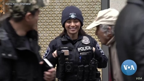 Film Highlights Need for More Female Police Officers, Less Violence